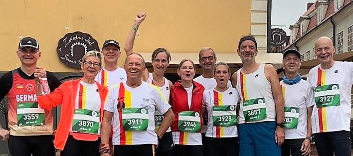 Rimi Riga Halbmarathon 2021