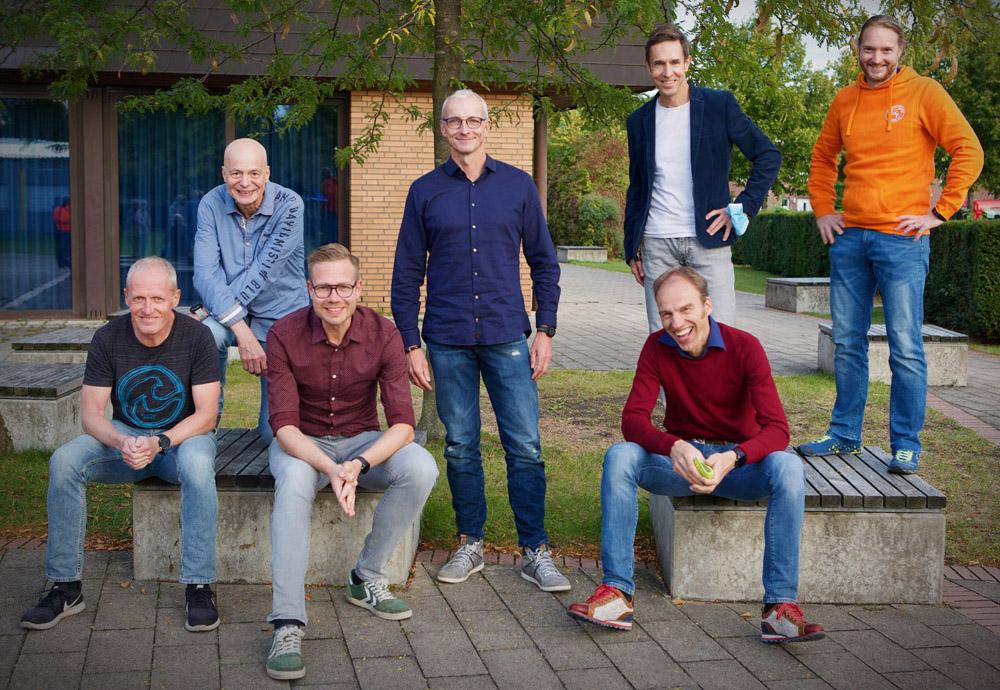 LSF-Vorstand 2020